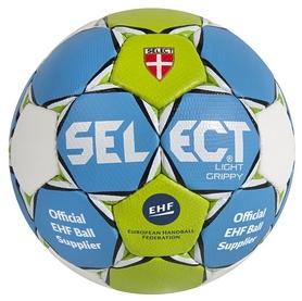 Мяч гандбольный Select Light Grippy № 00 синий