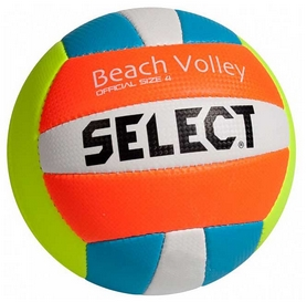 Мяч волейбольный Select Beach Volley New № 4 белый