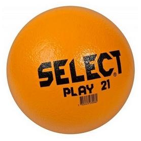 Мяч игровой Select Play 21 Foamball w/PU skin (65 см) оранжевый