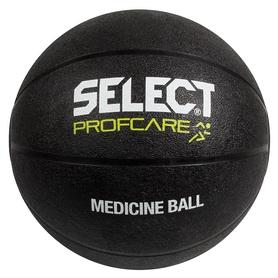 Мяч медицинский (медбол) Select Medicine ball 4 кг черный