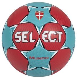 Мяч гандбольный Select Mundo New № 2 красный