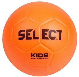 Мяч гандбольный детский Select Soft Kids № 00 оранжевый
