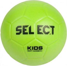 Мяч гандбольный детский Select Soft Kids № 0 лайм