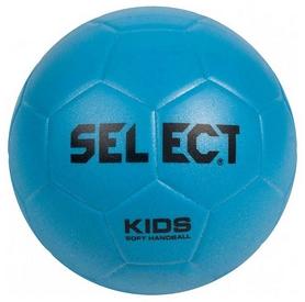 Мяч гандбольный детский Select Soft Kids № 1 голубой