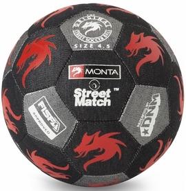 Мяч футбольный Select Monta Street Match