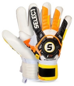 Перчатки вратарские Select Goalkeeper Gloves 55 Extra Force Grip черные