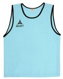 Накидка (манишка) тренировочная детская Select Bibs Super синяя