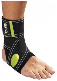Суппорт голеностопа Select Ankle support 2-parts 564 черный