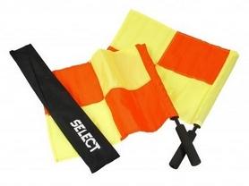 Флаги судейские (флаги для лайнсменов) Select 749050 желтые