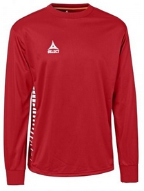 Футболка с длинным рукавом Select Mexico Training Sweat красная