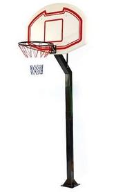 Стойка баскетбольная (стационарная) King Sport BA-3524