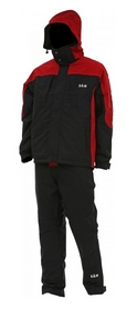Костюм зимний DAM Steelpower Red Thermo куртка и полукомбинезон