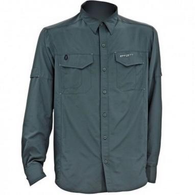 Рубашка DAM Effzett Airdry UV Protection Shirt