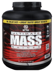 Гейнер Gifted Nutrition Ultimate Mass Gainer 2,68 кг 10+1 в подарок!