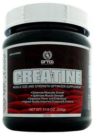 Креатин Gifted Nutrition Pure Creatine, 500 г (100 порций) 10+3 в подарок!