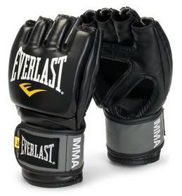 Перчатки для ММА Everlast ММА Pro Style Grappling Gloves черные