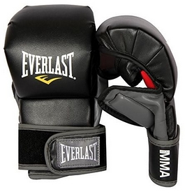 Перчатки для ММА Everlast MMA Striking Training Gloves черные