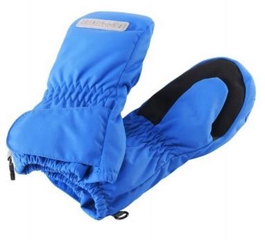 Варежки детские зимние Lassie 717690-B синие