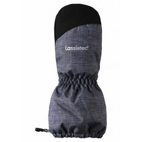 Фото 2 к товару Варежки детские зимние Lassie 727713-GR серые