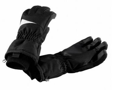 Перчатки зимние детские Lassie 727716-BK черные
