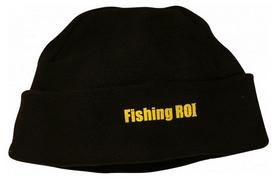 Шапка Fishing ROI FR-12 черная