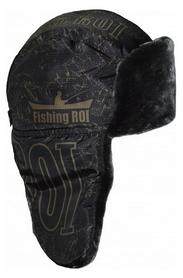 Шапка-ушанка Fishing ROI 55-002 коричневая