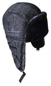 Шапка-ушанка Fishing ROI 55-004 серебрянная