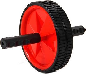 Ролик двойной для пресса Joerex J6568 красный