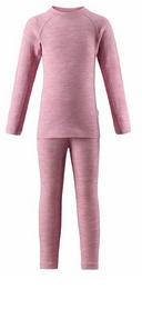 Комплект термобелья детский Reima Oy 536184 розовый