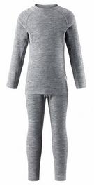 Комплект термобелья детский Reima Oy 536184-GR серый