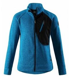 Кардиган флисовый детский Reima Oy 536205-DB синий