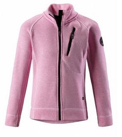 Кардиган флисовый детский Reima Oy 536206 розовый