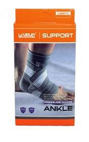Суппорт лодыжки LiveUp Ankle Support LS5674