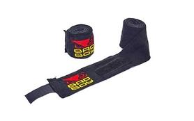 Бинт боксерский Bad Boy MA-5464-3(BK) черный, 3 м
