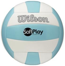 Мяч волейбольный Wilson Soft Play Bl SS17 № 5