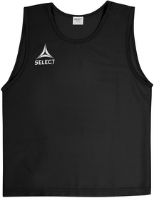 Накидка (манишка) тренировочная Select Bibs Super черная