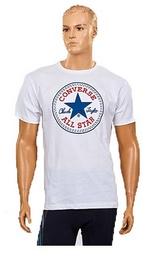 Футболка мужская Converse CO-5878-2-W белая
