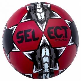 Мяч футбольный Select Dynamic красный № 5