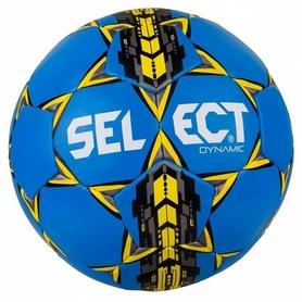 Мяч футбольный Select Dynamic синий № 5