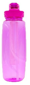 Бутылка для воды спортивная Tritan фиолетовая, 750 мл