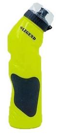 Бутылка для воды спортивная Tritan Legend желтая, 750 мл