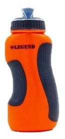 Бутылка для воды спортивная Tritan Legend оранжевая, 500 мл