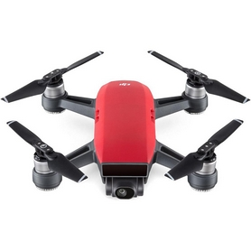 Фото 1 к товару Квадрокоптер DJI Spark Fly More Combo Lava Red