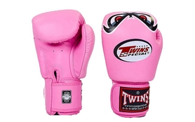 Перчатки боксерские Twins FBGV-25-PN розовые