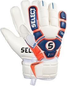 Перчатки вратарские Select Goalkeeper Gloves 88 Pro Grip белые