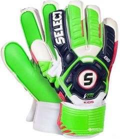 Перчатки вратарские детские Select Goalkeeper Gloves 88 Kids белые