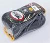 Распродажа*! Перчатки снарядные кожаные Twins TBGL-1F-BK черные - XL - Фото №6