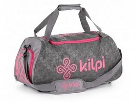 Сумка спортивная Kilpi Drill 35 - розовая, 35 л