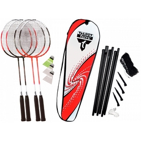 Бадминтон Talbot Torro Badminton Set 4 Attacker Plus
