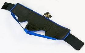 Защита паховая мужская с высоким поясом Twins APL-1-BU синяя - Фото №5